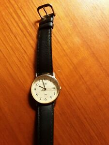 Timex Quarts 1995 Water Resistant  Mens Watch