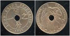 INDOCHINE  1  cent 1912