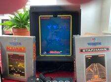 Vectrex console boxed , 2 games + Built in controller