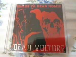 Dead Vulture [EP] by Blaze Ya Dead Homie (CD, 2016, Majik Ninja Ent.) Sealed