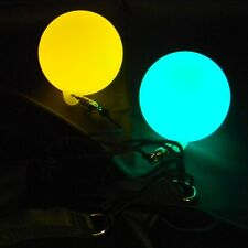 LED Glow PDI-dissolvenza tra 7 Colori-Glow SPINNING-Light Up PDI BALLS