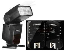 YN-565EX TTL Speedlite + YN-622N flash trigger transceivers for Nikon D600 D7000