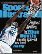 February 22, 1999 Elton Brand Duke Blue Devils Sports Illustrated