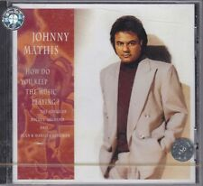 Johnny Mathis: How Do You Keep the Music Playing (CD) NEW UPC 9399747360128