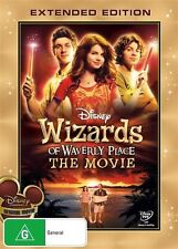 Wizards Of Waverly Place - The Movie (DVD, 2009)