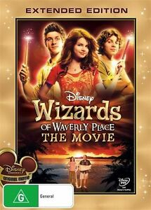 Wizard Of Waverly Place - Extended Edition (DVD 2009)