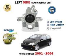für Honda Civic Typ S R Vtec 2001-2006 linke Seite Bremssattel hinten