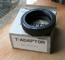 Konica AR Autoreflex T2 T mount used made in  japan