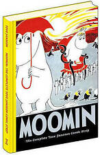 Moomin: The Complete Tove Jansson Comic Strip: Bk. 4 by Tove Jansson...