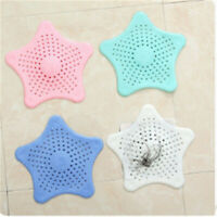Filter Silicone Kitchen Bathroom Sink Accessories Sewer Hair Colanders Strainers