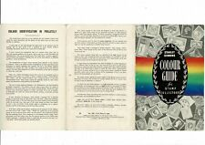 M455 Stanley Gibbons Colour Guide with original comparator normally missing