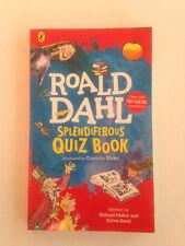 Roald Dahl - Splendiferous Quiz Book - Paperback