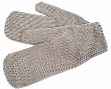 ARMY MITTS / GLOVES - WOOL - NEW - MEDIUM - EXCELLENT QAULITY - 146QB