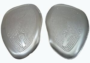 1 Pair Gel Silicone Cushion Pad Inserts Shoe Insoles Ball Party Feet Foot New