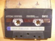 VERY RARE PROMO Ozzy Osbourne CASSETTE TAPE Live & Loud RADIO SPOT black sabbath