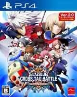 NEW PS4 BLAZBLUE CROSS TAG BATTLE Special Edition PlayStation 4 from japan F/S
