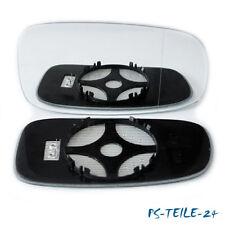 Spiegelglas für SAAB 93 9-3 2003-2010 rechts asphärisch beheizbar elektrisch