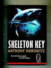 Anthony Horowitz # SKELETON KEY # Walker Books 2002 # 1A Ed.