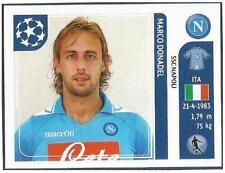PANINI UEFA CHAMPIONS LEAGUE 2011-12- #066-NAPOLI-MARCO DONADEL
