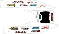 POLARIS IQ RACER 440 600 800 IQR IQRR RR TUNNEL KIT  DECAL STICKER 2005 2006 1