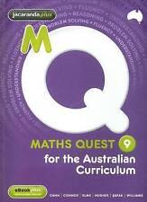 Maths Quest 9 for the Australian Curriculum & EBookPLUS by Nilgun Safak, Robert…