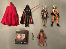 Star Wars Black Series 6 Inch Lot With The Child Sealed!