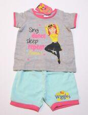 The Wiggles - Emma Short Sleeve Sleepwear Set Size: 1