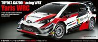 Tamiya 58659 Toyota Yaris Gazoo Racing WRT TT02 RC Kit Car (WITHOUT AN ESC UNIT)