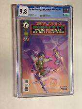 Star Wars Boba Fett Twin Engines of Destruction nn 1 cgc 9.8