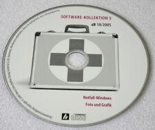 c't Software Kollektion 18/2005: Grafik, Media Center, Notfall-Windows