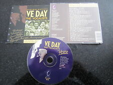 V.E. DAY - THE VOCALISTS 1995 CD VERA LYNN ANNE SHELTON DONALD PEERS CHURCHILL