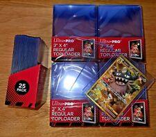 More details for ultra pro top loaders - 3x4 regular 35pt size - nba nfl tcg ccg pokemon yugioh!