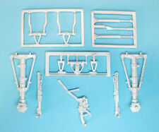 F-106 Delta Dart Landing Gear for 1/48th Scale Trumpeter ModelSAC 48272