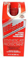 LUBEGARD Red Synthetic ATF Transmission Fluid Protectant Additive  60902 10-OZ