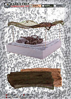 AFV Club 1/35 AC35019 Extra Thin Camouflage Net (Desert Tan)