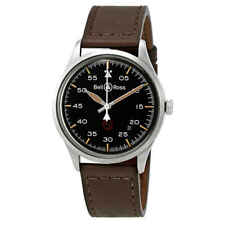 Bell and Ross Vintage Military Automatic Black Dial Men's Watch