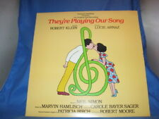 THEY'RE PLAYING OUR SONG - ORIGINAL CAST w/ROBERT KLEIN, LUCIE ARNAZ - [INV-35]