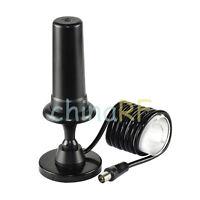 VHF & UHF 470-862MHZ DVB-T Antenna 36dbi with extension cable RG58 DVB-TV male