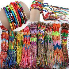 Fashion Mix Friendship Cords Strands Bracelet 6 PCS/lot bracelet Jewelry
