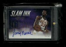 Larry Nance 2012-13 Intrigue SLAM INK #10/10! RARE ON-CARD Auto! Suns DUNK CHAMP