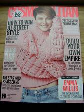 New Cosmopolitan March 2018 UK Emma Willis Michael Socha Paloma Faith Feminism