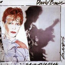 David Bowie : Scary Monsters - CD
