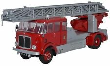 OXFORD DIECAST 76AM004 1:76 OO SCALE AEC Mercury Turntable Ladder Plymouth