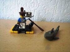 Lego Bausatz 6234 Piraten Floss mit Bauanleitung