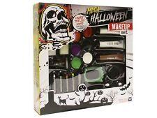 Halloween Party Face Paint Set Fake Latex Skin Blood & Glow in Dark Teeth R01009