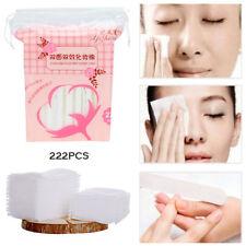 222pcs/Bag Makeup Cotton Pads Double Side Facial Skin Clean Pad Makeup Cotton