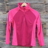 Columbia Fleece Jacket Women's Quarter Zip Size M Medium