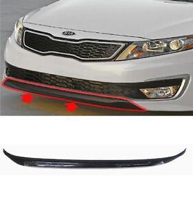 Front Bumper Lip Lower Deflector Optima HYBRID 2011-2012-2013 New Original Kia