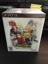Tales of Symphonia Chronicles Collector's Edition PS3 LOW NUMBER 526/18000! BNIB