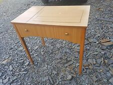 Singer Sewing Machine Wooden Cabinet Table (Model 7146 Was with it)